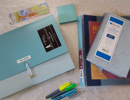 Tips to Help Your Child Stay Organized in School