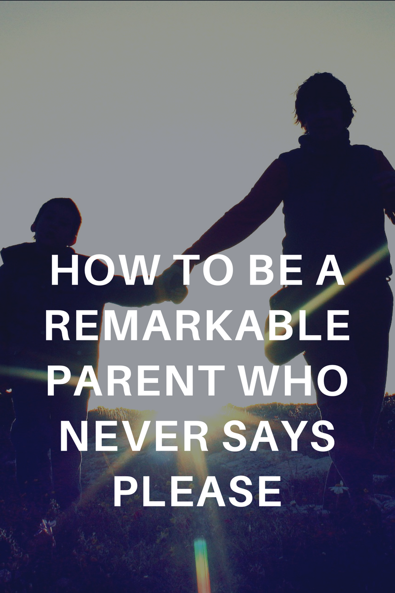 Remarkable Parent
